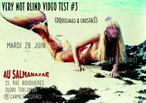 Blind test 3 coquillages