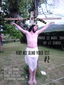 blind test christ